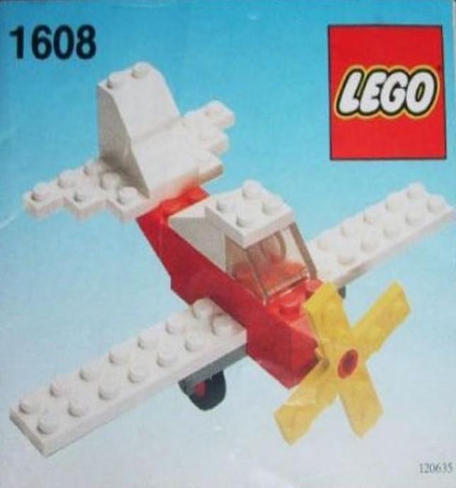 Изображение набора Лего 1608 Aeroplane