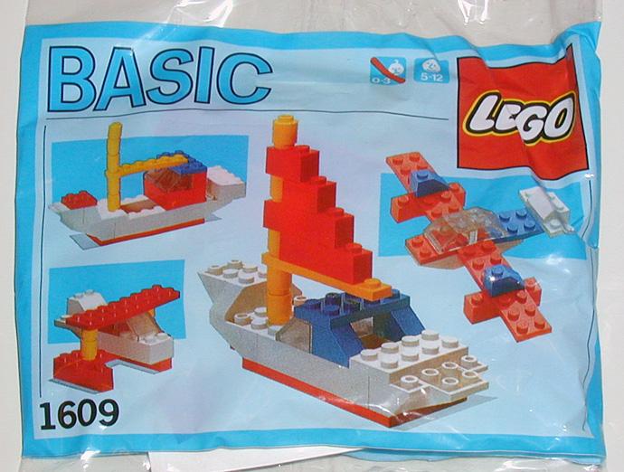 Lego 1609 Ship image