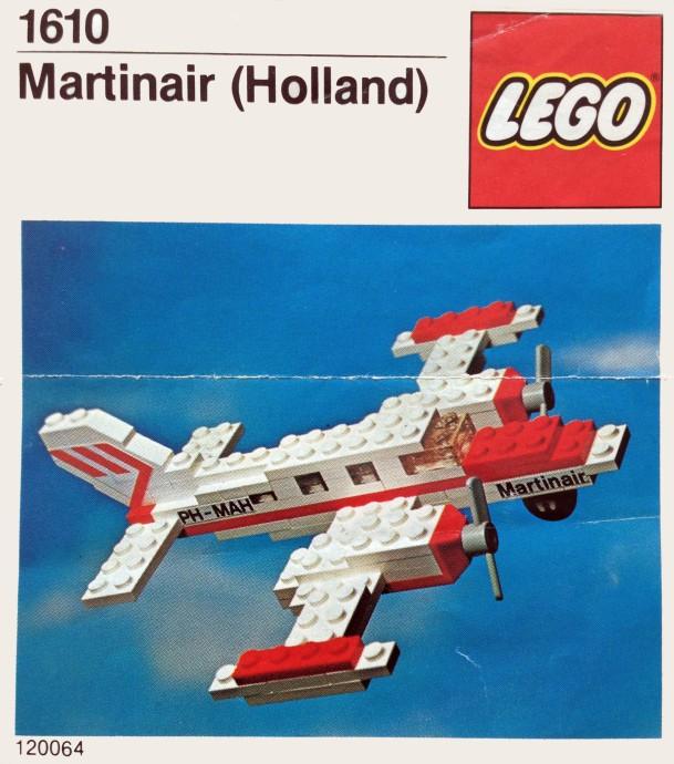 Lego 1610 Airliner image
