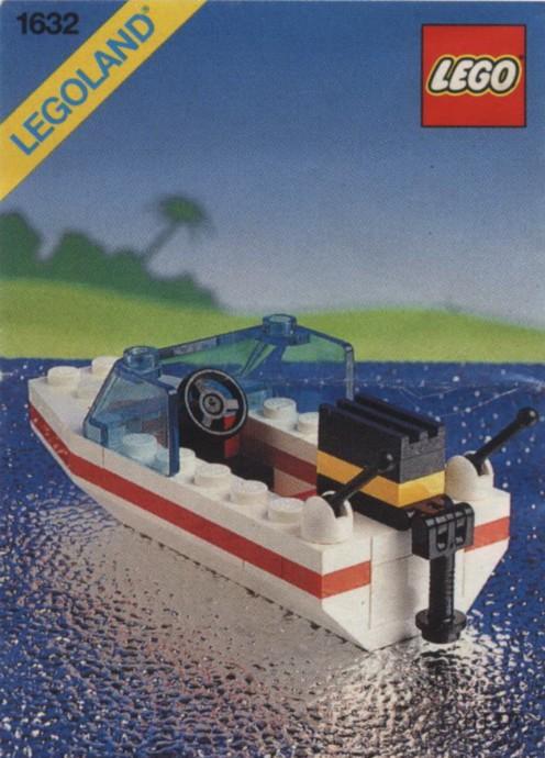 Lego 1632 Speedboat image