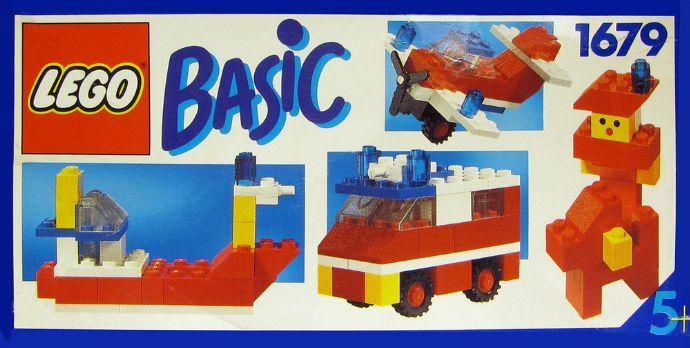 Lego 1679 Basic Building Set, 5+ image