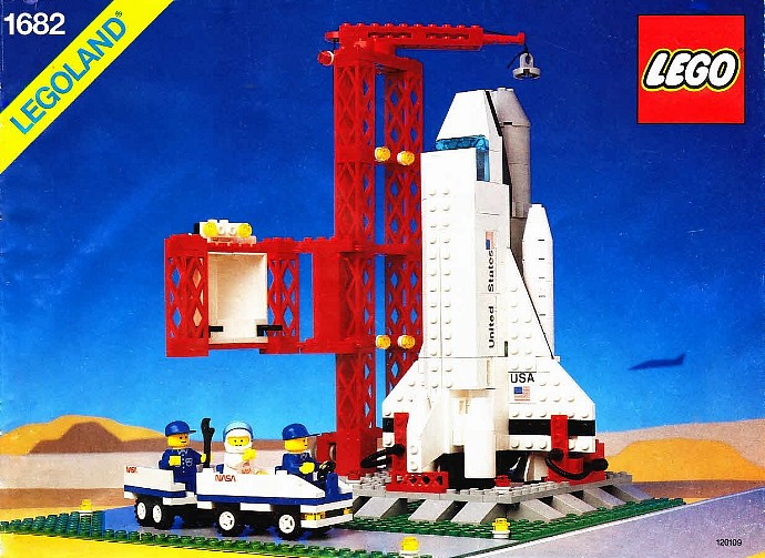 lego city space shuttle launch - photo #11