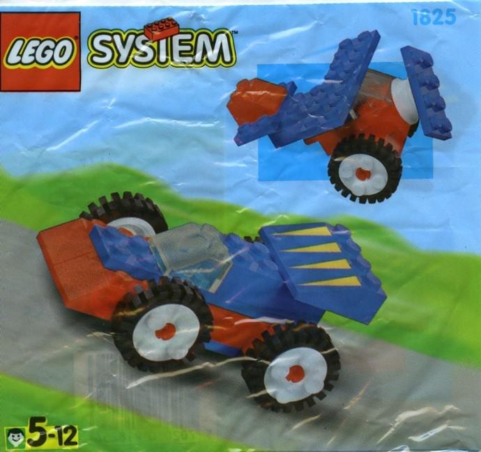 Изображение набора Лего 1825 Racing Car