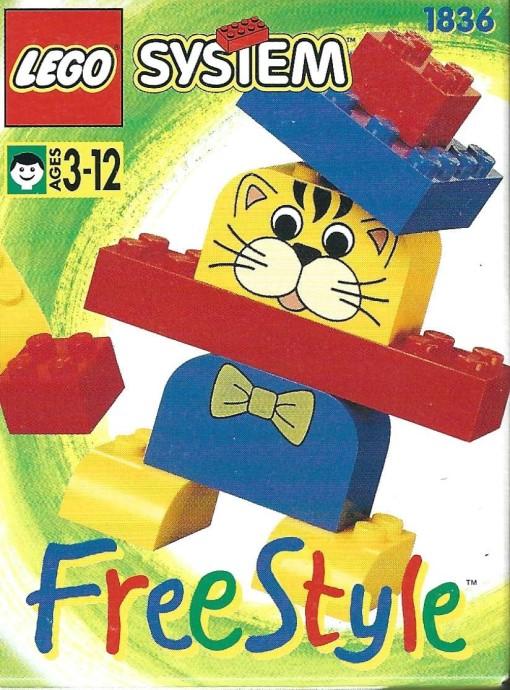 Lego 1836 Freestyle Set image
