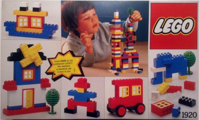 Lego 1920 Promo Basic Set image