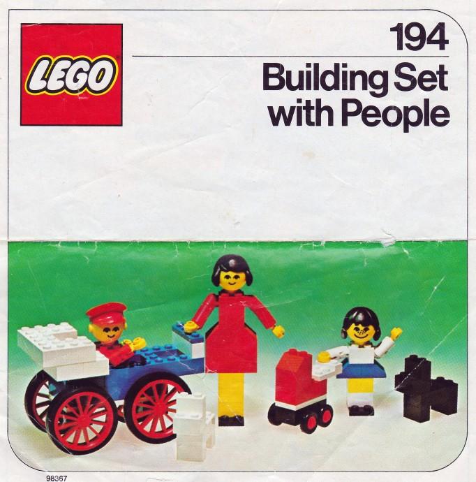 Lego 194 Family image