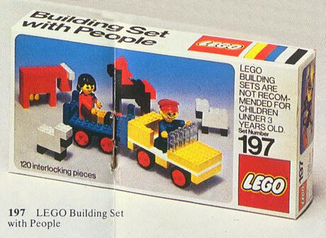 Lego 197 Farm Set image
