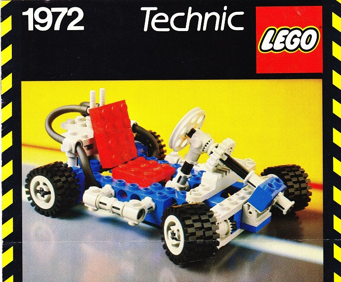 Technic Tagged Go Kart Brickset Lego Set Guide And
