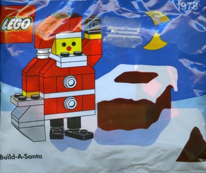Изображение набора Лего 1978 Santa Claus
