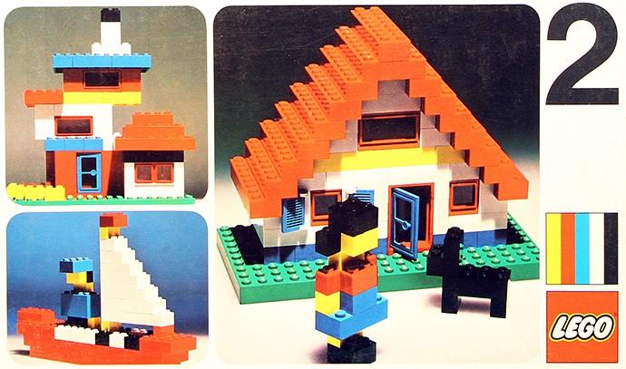 Изображение набора Лего 2 Basic Set