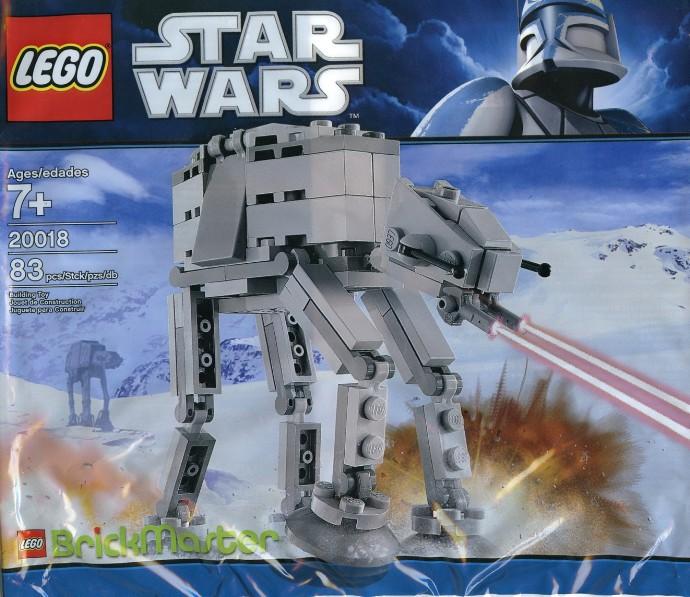 20018 1 At At Walker Brickset Lego Set Guide And Database