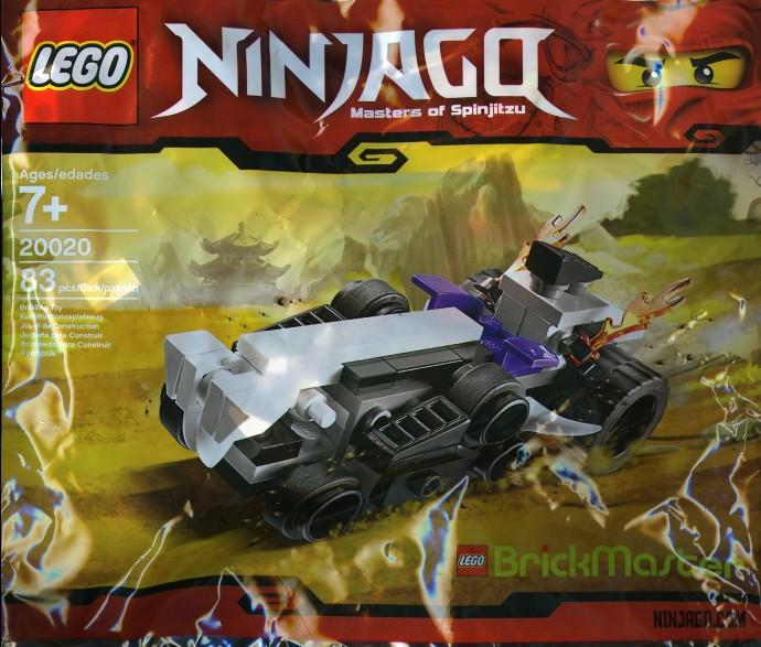 20020-1: BrickMaster - Ninjago   Brickset: LEGO set guide and database