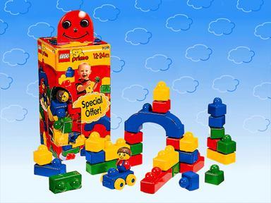 Изображение набора Лего 2019 Bumper Stack and Learn Set