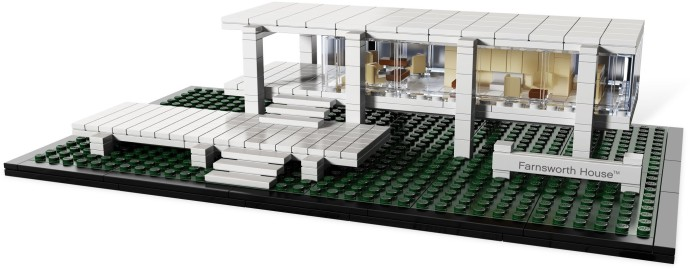 architecture brickset lego set guide and database. Black Bedroom Furniture Sets. Home Design Ideas