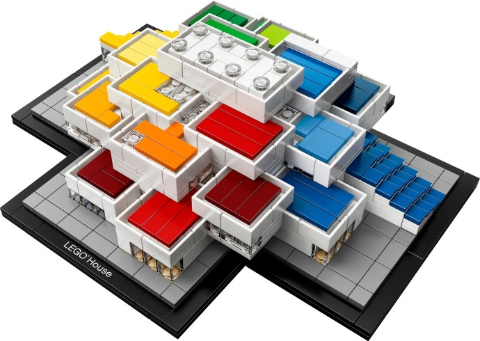 how to make a lego house instructions