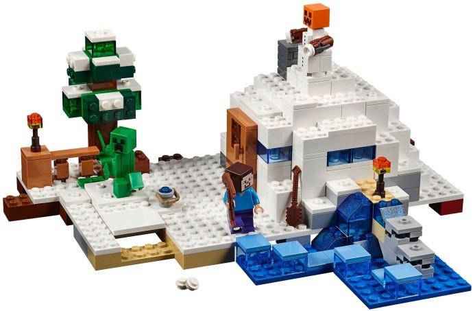 Επερχόμενα Lego Set 21120-1