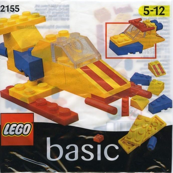 Lego 2155 Water-Plane image