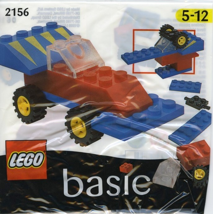 Lego 2156 Racer image