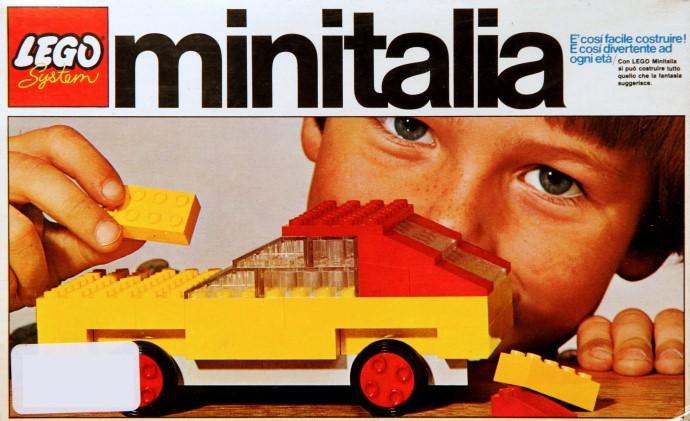 Изображение набора Лего 22 Car