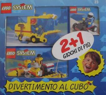 Lego 23 Value Pack Italy image