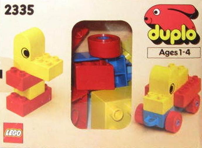 Lego 2335 Basic Set Animal image