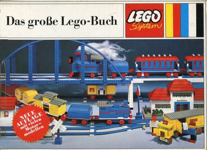 Lego 239 The big LEGO book image