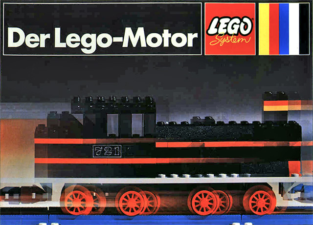 Lego 242 Big Model Book image