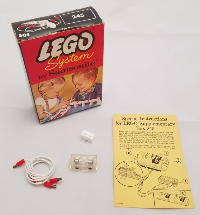 Lego 245 Lighting Device Pack image