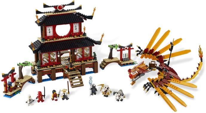 lego ninjago fire dragon instructions