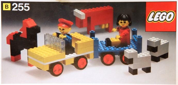 Изображение набора Лего 255 Farming Scene