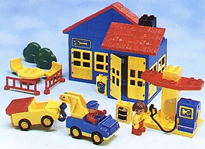 Duplo Tagged Tow Truck Brickset Lego Set Guide And Database