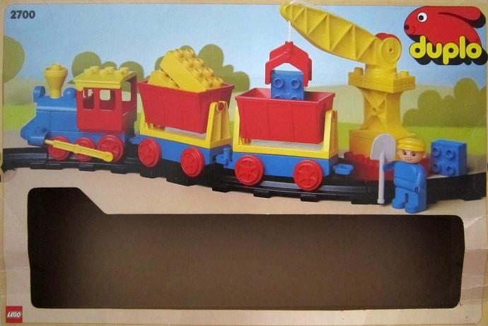 Lego 2700 Train Set image