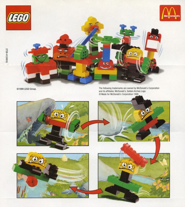 Lego 2728 The Chopper image