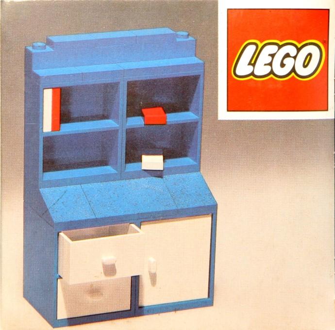 Lego 273 Bureau image