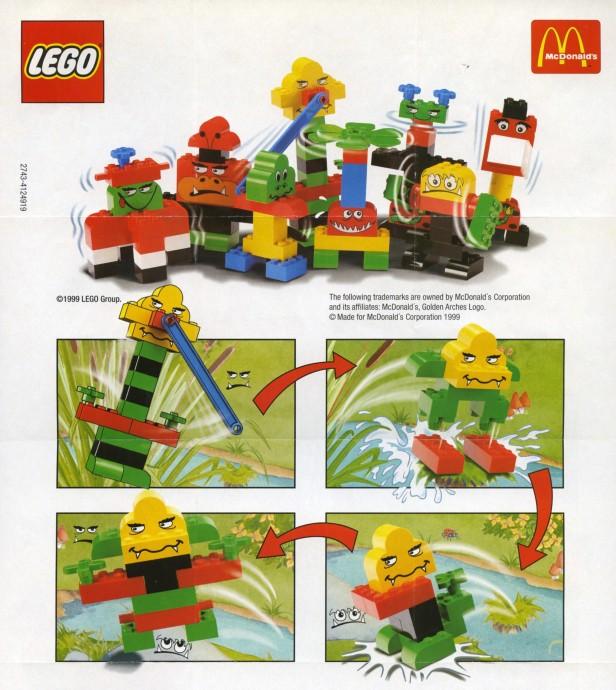 Lego 2743 Pendulum Nose image
