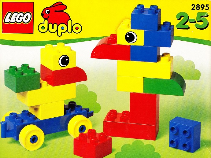 Large Building Plate & Updated in February 2017 | Duplo | Brickset: LEGO set guide and database