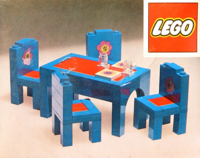 Lego 290 Dining Suite image