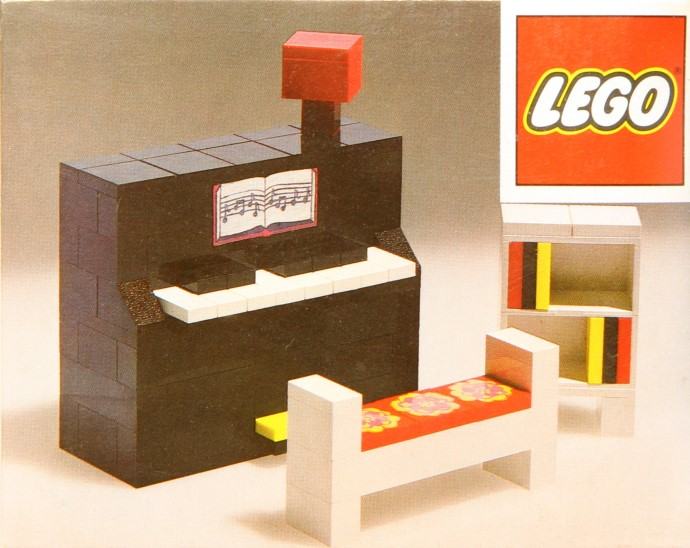 Изображение набора Лего 293 Piano