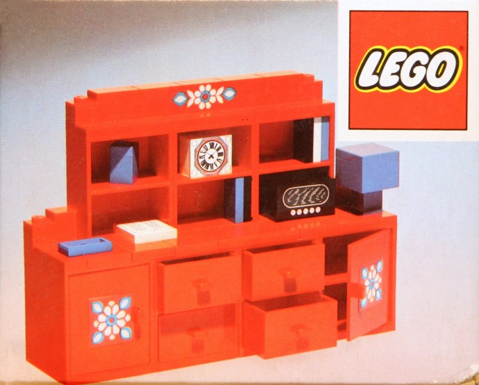 Lego 294 Wall unit image