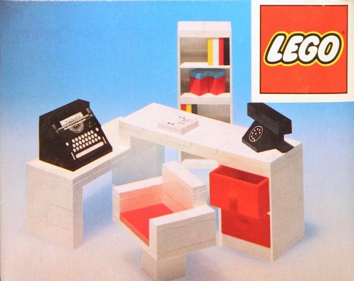 Lego 295 Secretary's desk image