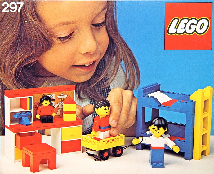 Lego 297 Nursery image