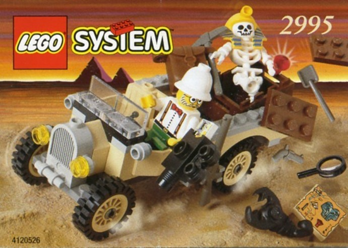 Car Auction Apps >> 2995-1: Adventurers Car | Brickset: LEGO set guide and ...