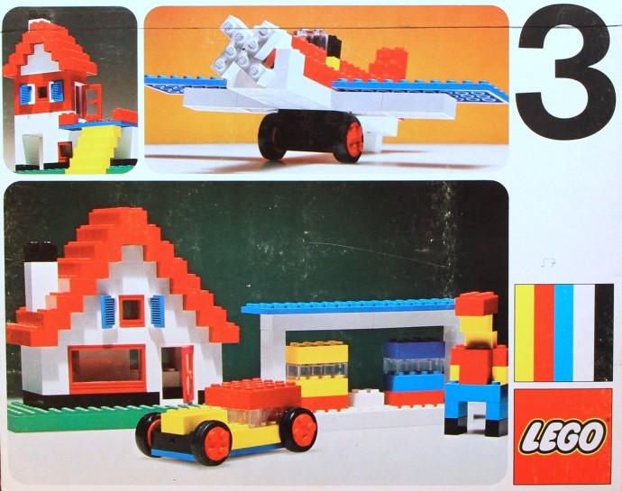 Изображение набора Лего 3 Basic Set