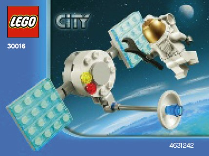 30016 1 Satellite Brickset Lego Set Guide And Database
