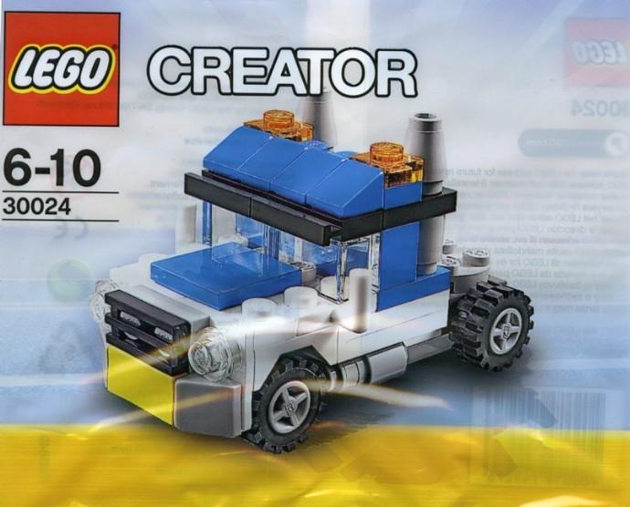 Lego 30024 Truck image