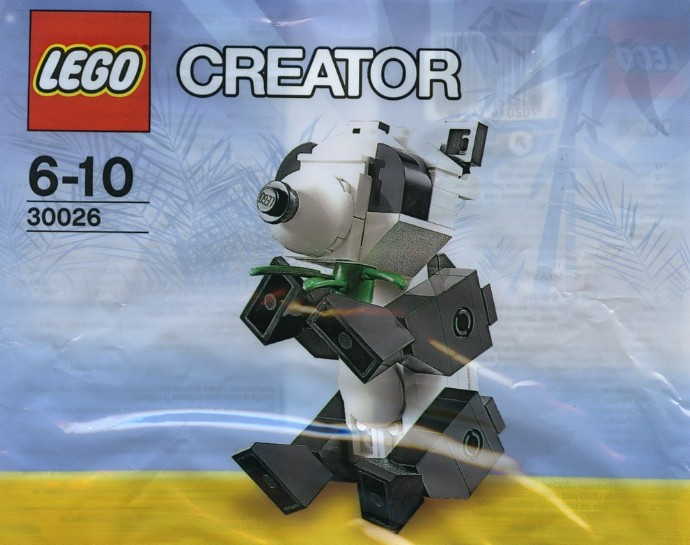 Lego 30026 Panda image