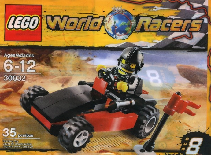 World Racers | Added in June 2010 | Brickset: LEGO set guide and ...