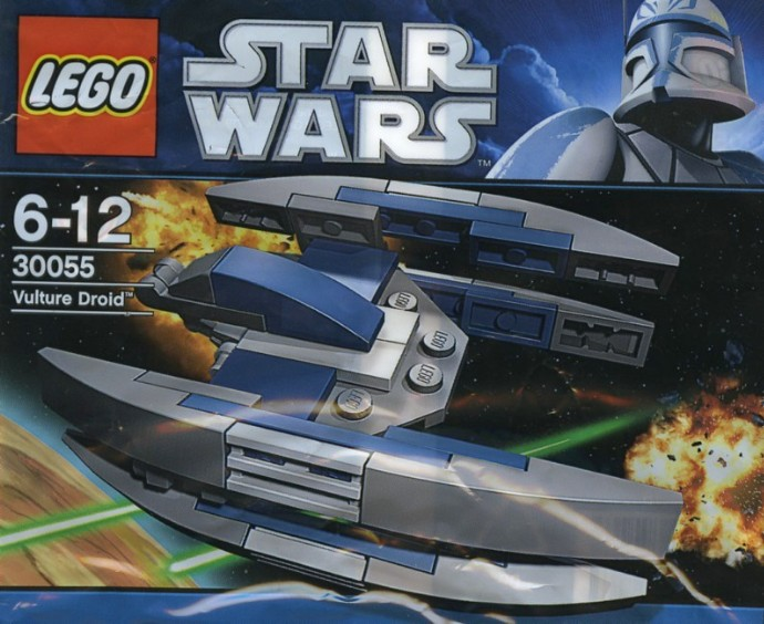 Droid Fighter Uncovered In Latest Batch Of Updates At Lego