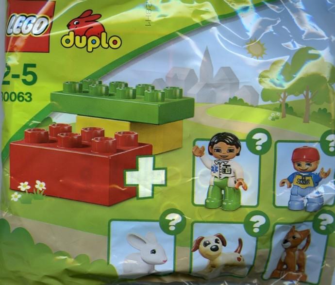 Lego 30063 Vet - Vet image