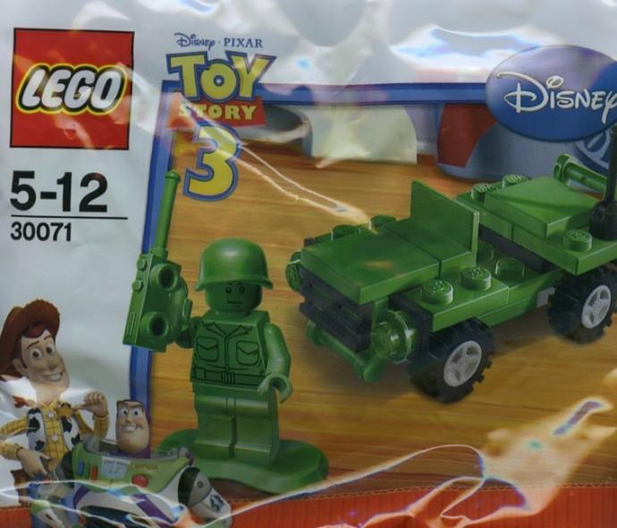 30071 1 Army Jeep Brickset Lego Set Guide And Database